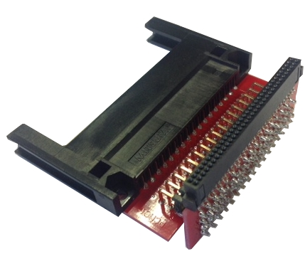 Amiga PCMCIA Right Angled Adapter (A1200/A600)
