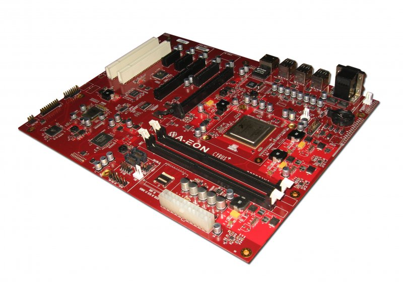 Cyrus Plus Motherboard P5020/2Ghz and Enhancer Software (X5000)