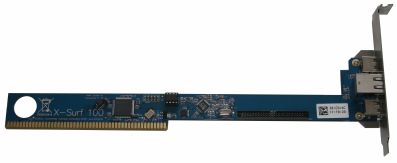X-Surf 100 Zorro Ethernet Card