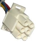 Amiga 4000 Power Plug