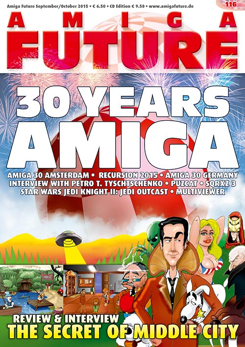 Amiga Future Issue 116 (English)