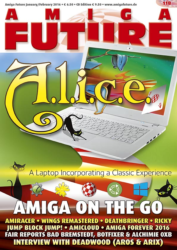 Amiga Future Issue 118 (English)