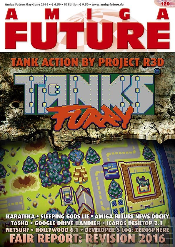 Amiga Future Issue 120 (English)