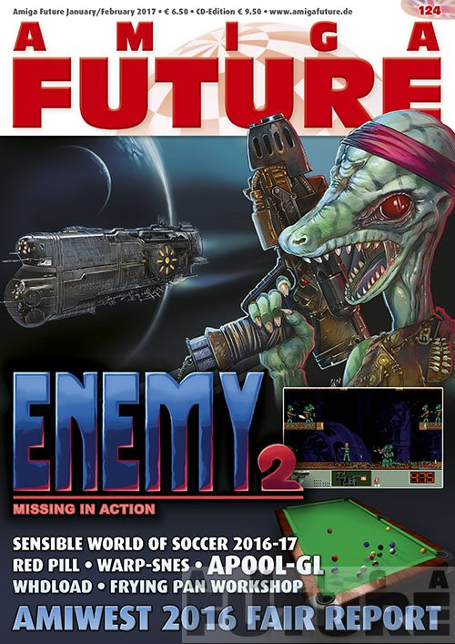 Amiga Future Issue 124 (English)