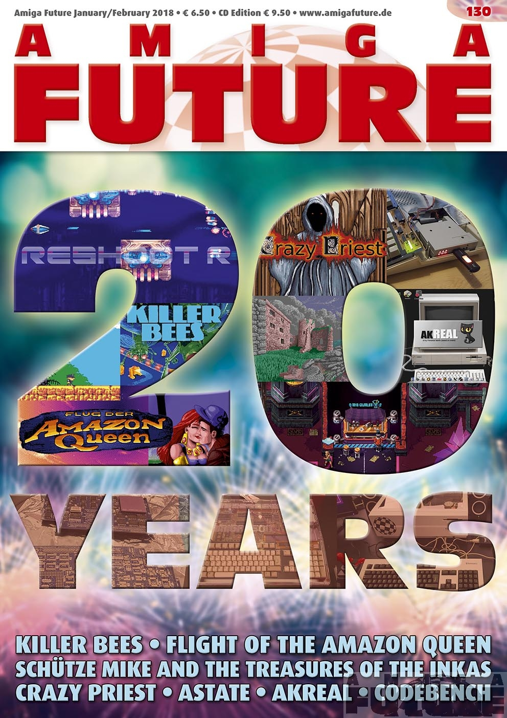 Amiga Future Issue 130 (English)