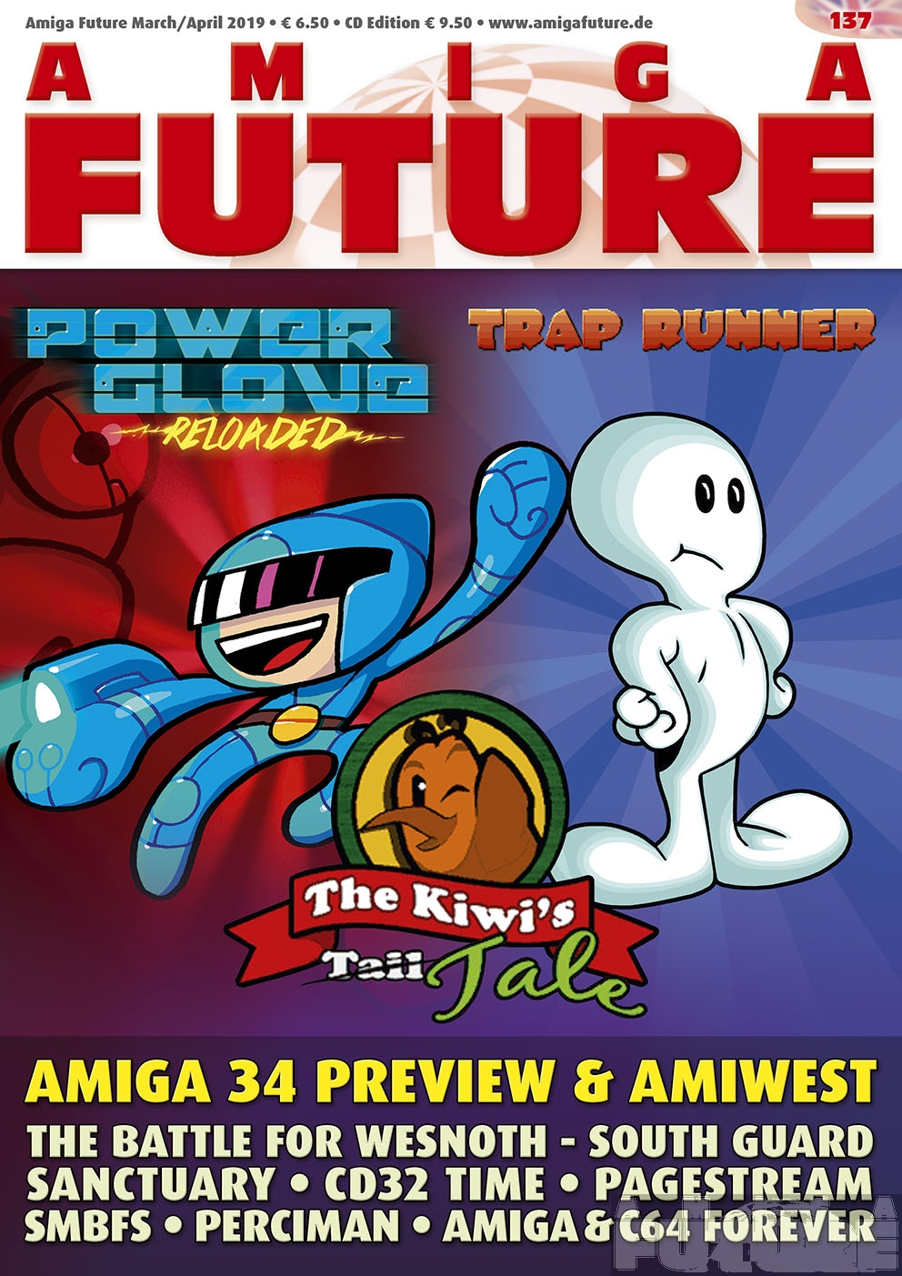 Amiga Future Issue 137 (English)