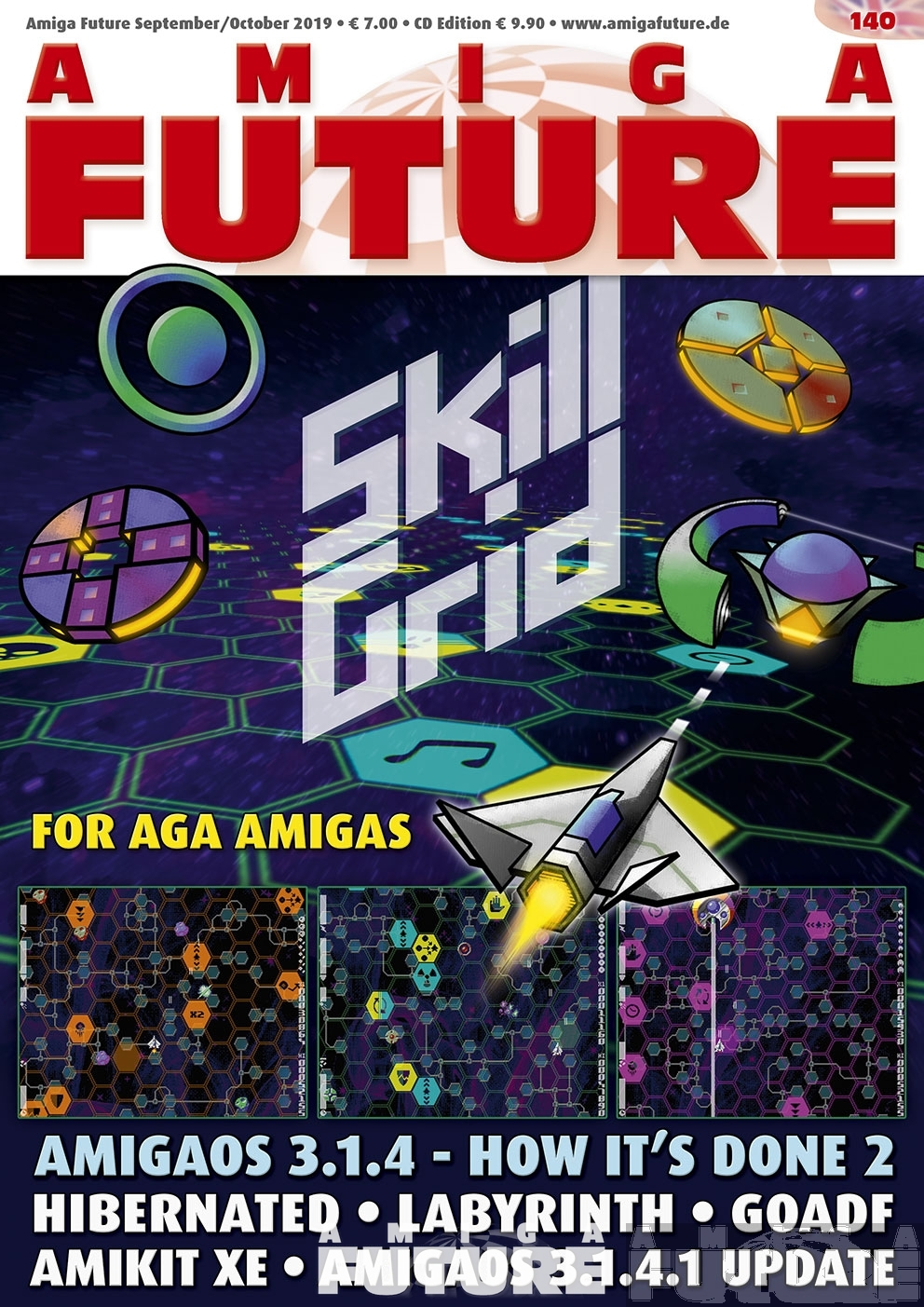 Amiga Future Issue 140 (English)