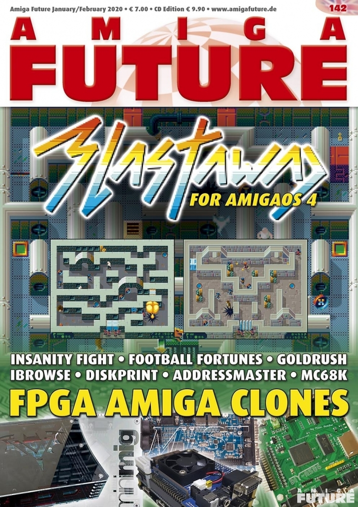 Amiga Future Issue 142 (English)
