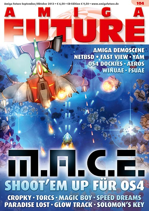 Amiga Future Issue 104 (English)