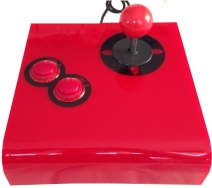 Arcade Evolution Amiga Joystick