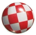 Boing Ball Sticker Badge (Round)