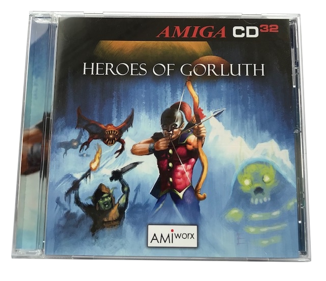 Heroes of Gorluth (Amiga CD)