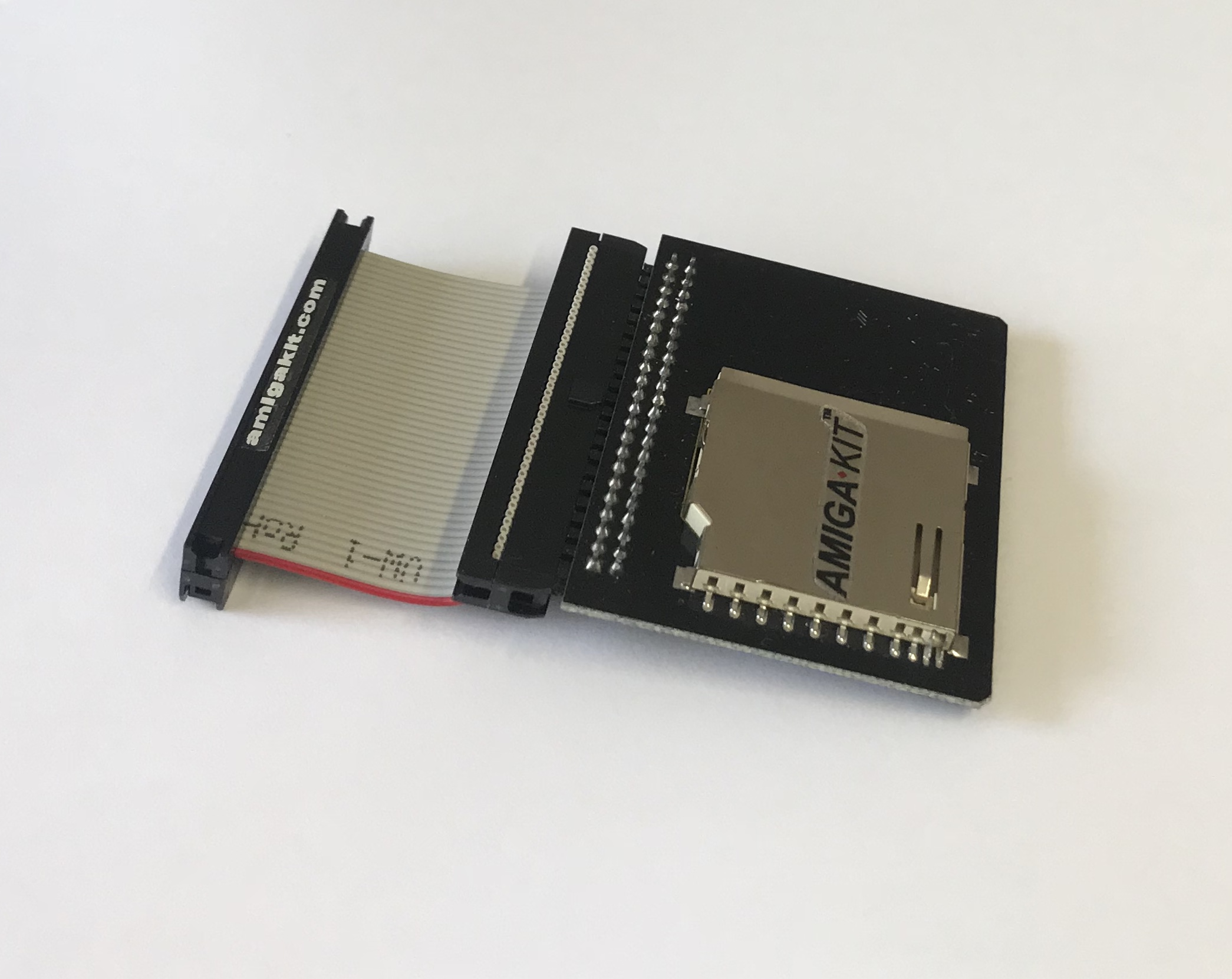 INTERNAL 44-PIN SD CARD IDE ADAPTER A1200 / A600