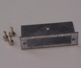 A1200 25-pin D-SUB SCSI Backplate