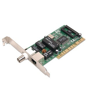 10Mbps PCI Network Card (Mediator)