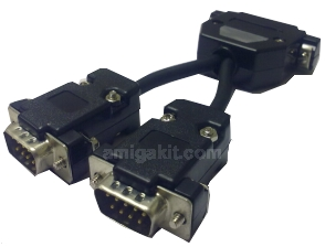 4x Multi-Player Joystick Adapter  (Parallel)