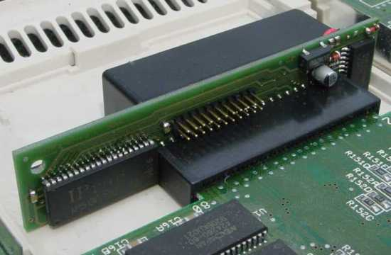 A602 CHIP RAM MEMORY EXPANSION (Amiga A600)