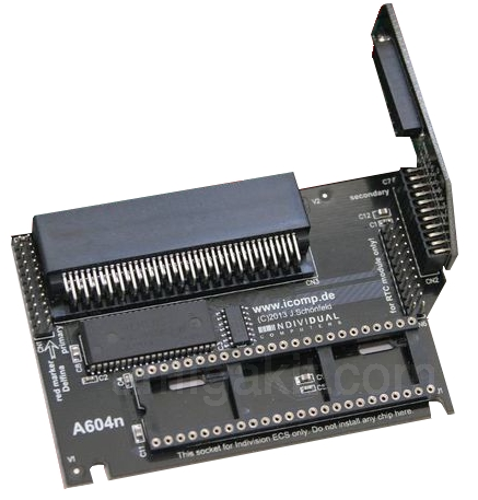 A604n Memory Expansion for Amiga 600