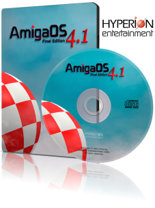 AmigaOS 4.1 Final Edition (Classic PPC)