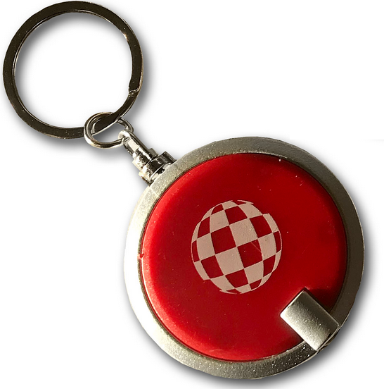 Boing Ball Key Ring