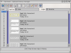 Enhancer Software ClipViewer