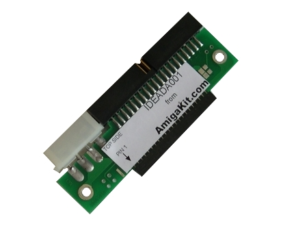 "2.5"" TO 3.5"" IDE HARD DISK ADAPTER"