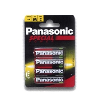 Panasonic AA Batteries (4 pack)