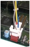 Amiga 4000 Power Socket