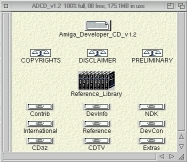 Amiga Developer CD