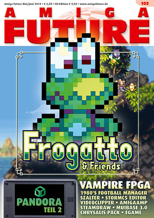 Amiga Future Issue 102 (English)