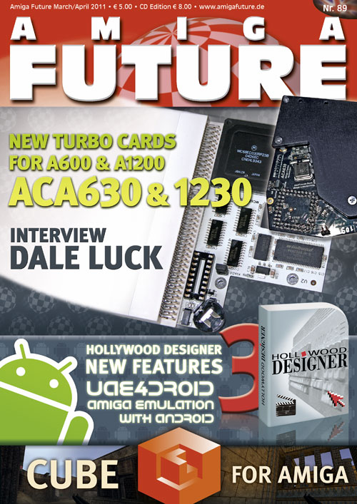 Amiga Future Issue 89 (English)