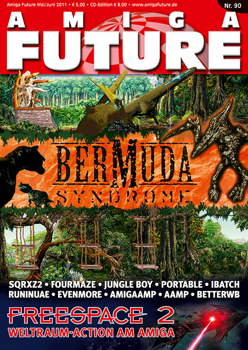 Amiga Future Issue 90 (English)
