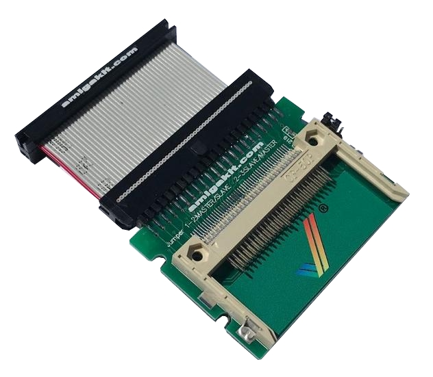 INTERNAL 44-PIN CF IDE ADAPTER A1200 / A600