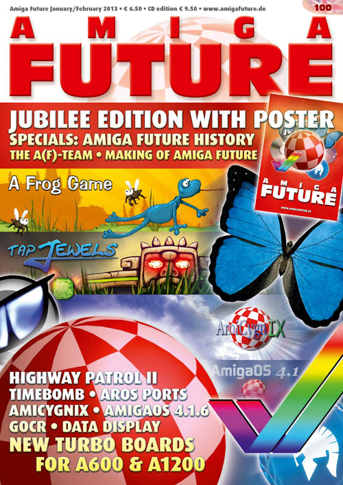 Amiga Future Issue 100 (English)