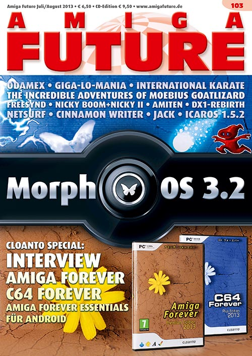 Amiga Future Issue 103 (English)