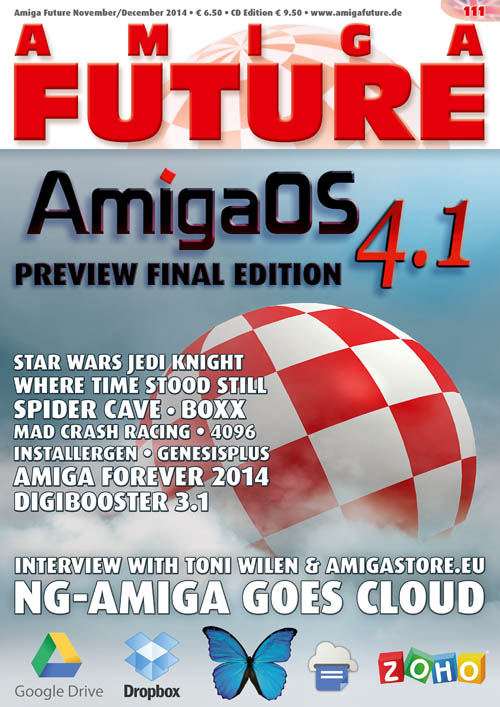 Amiga Future Issue 111 (English)