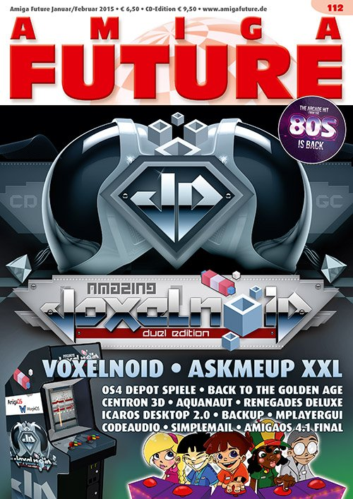 Amiga Future Issue 112 (English)