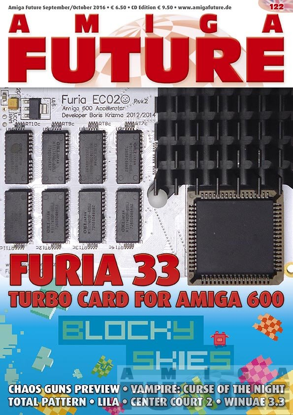 Amiga Future Issue 122 (English)