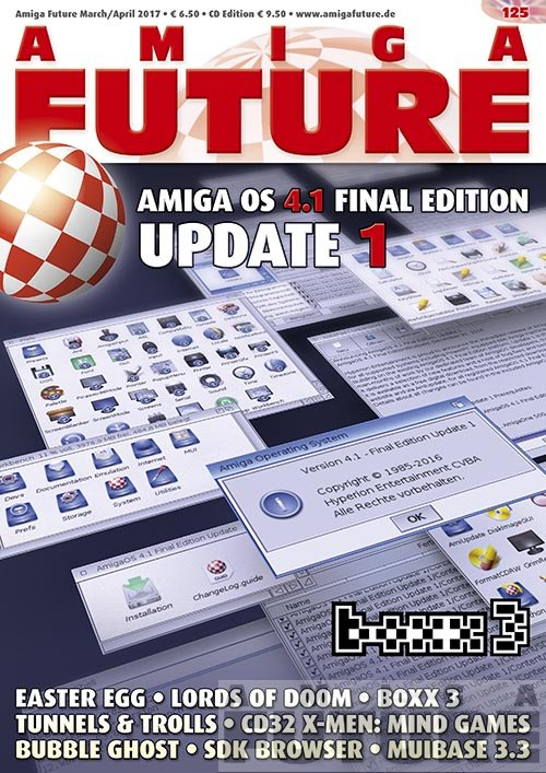 Amiga Future Issue 125 (English)