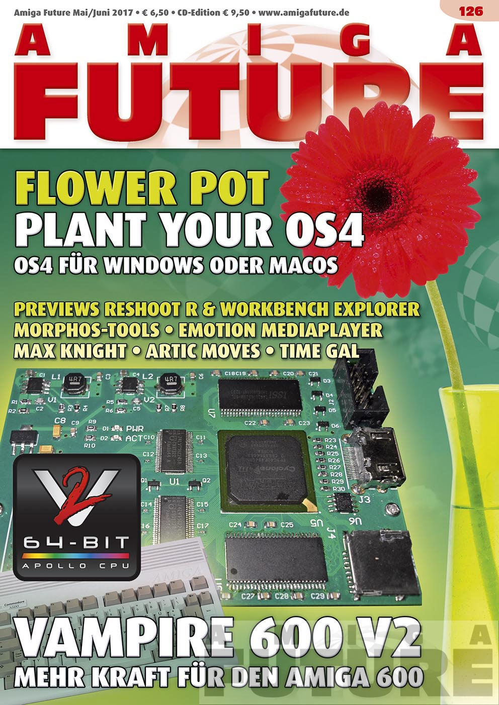 Amiga Future Issue 126 (English)