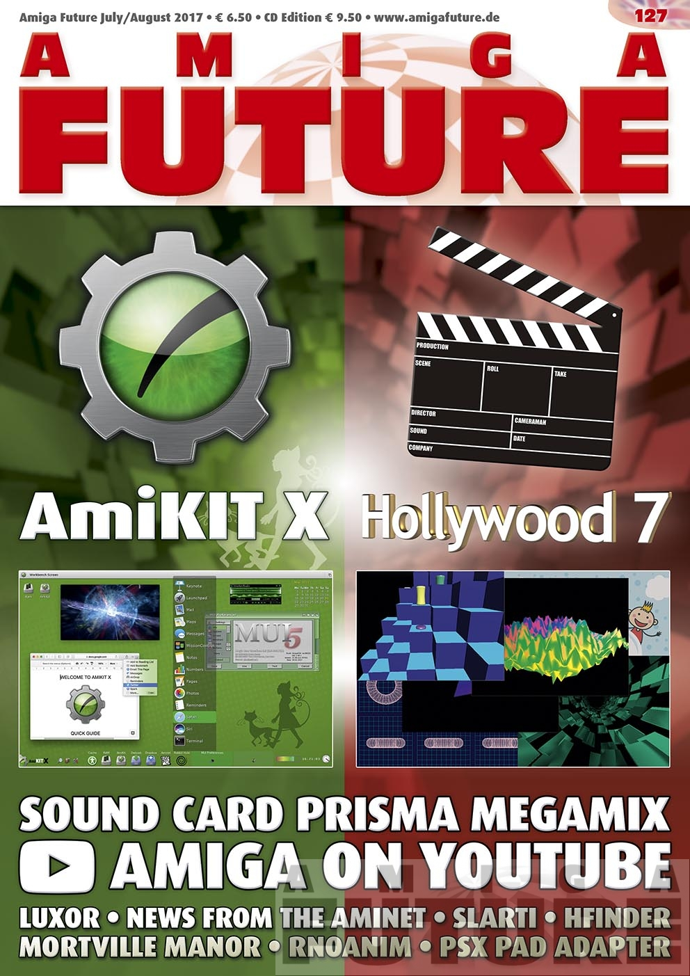 Amiga Future Issue 127 (English)