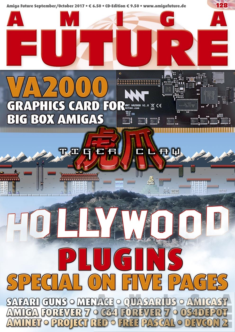 Amiga Future Issue 128 (English)