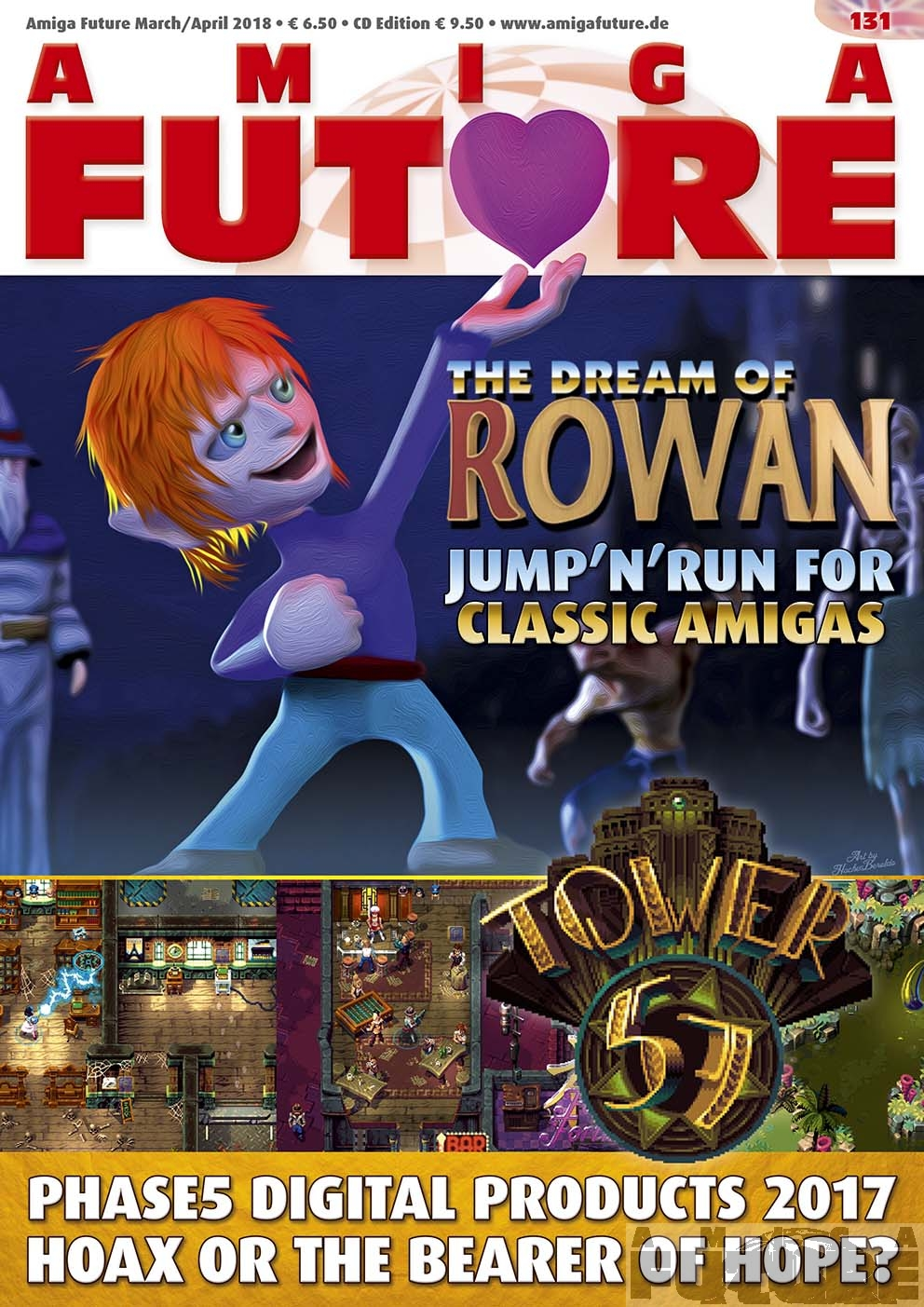 Amiga Future Issue 131 (English)