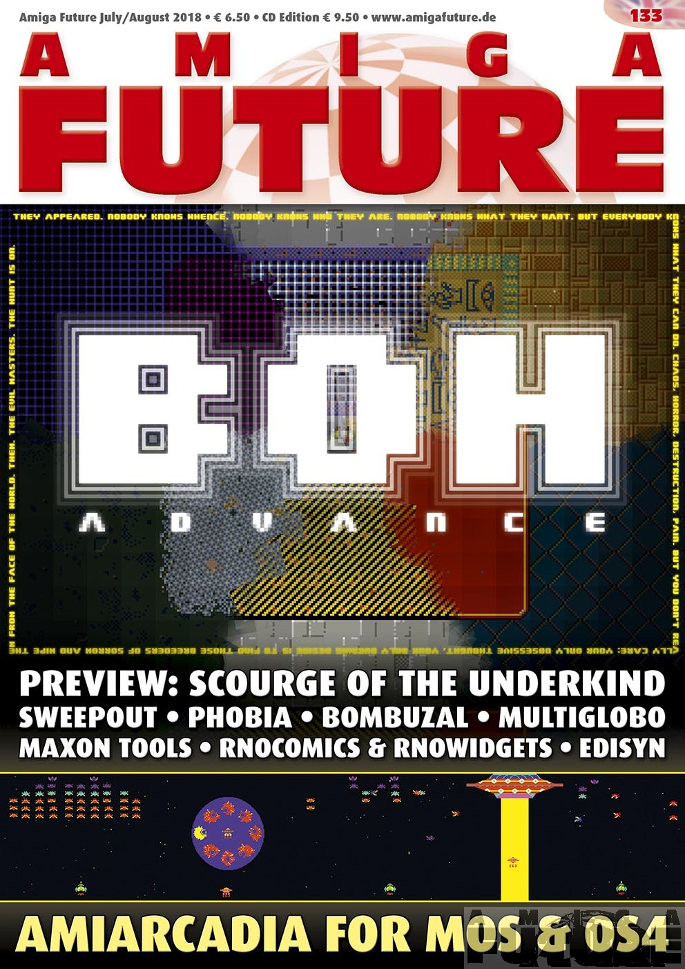 Amiga Future Issue 133 (English)