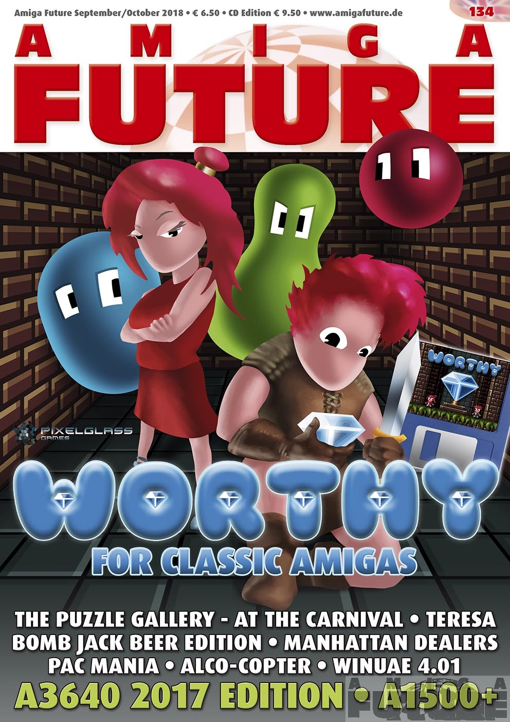 Amiga Future Issue 134 (English)