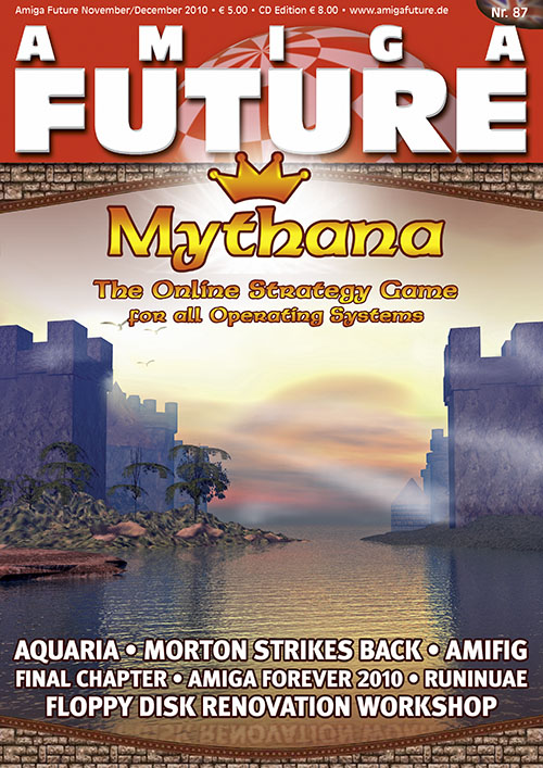 Amiga Future Issue 87 (English)