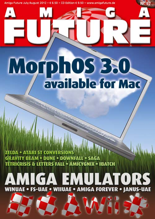 Amiga Future Issue 97 (English)
