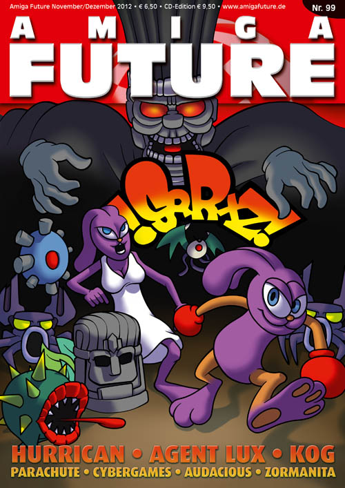 Amiga Future Issue 99 (English)