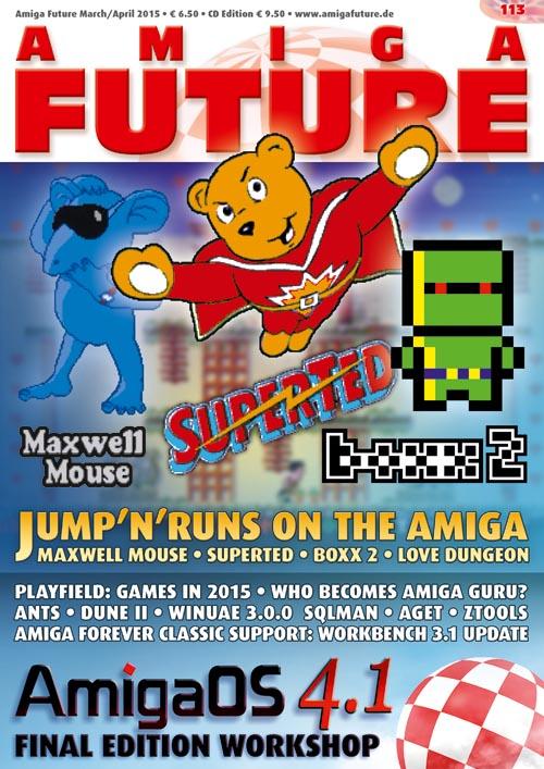 Amiga Future Issue 113 (English)