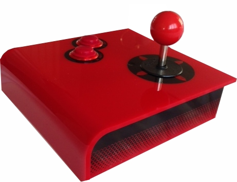 Arcade Evolution USB Joystick for AmigaONE